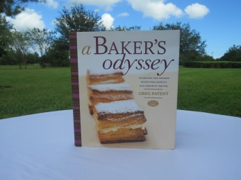 A Baker's Odyssey by Greg Patent (John Wiley & Sons, 2007)