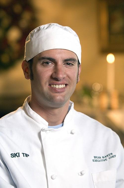 Brian Baker, Colorado Mountain College Culinary Arts Institute alumnus