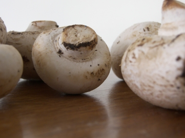 Mushrooms are a great way to add flavor to dishes instead of using salt.