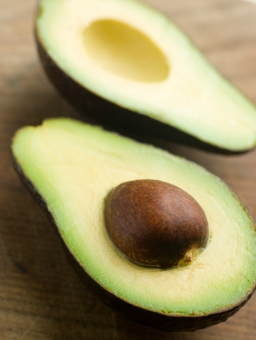 Avocados aren't just for spreading on toast. The fruit is a good binder for mousses, brownies and cake.