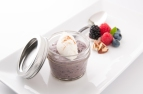 Nerone Italian Black Rice Pudding