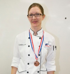 Kelly Bellmore, CEPC - ACF Southeast Region Pastry Chef of the Year