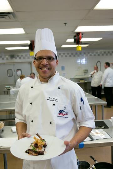 Gary Davis Jr. - ACF Northeast Region Chef of the Year