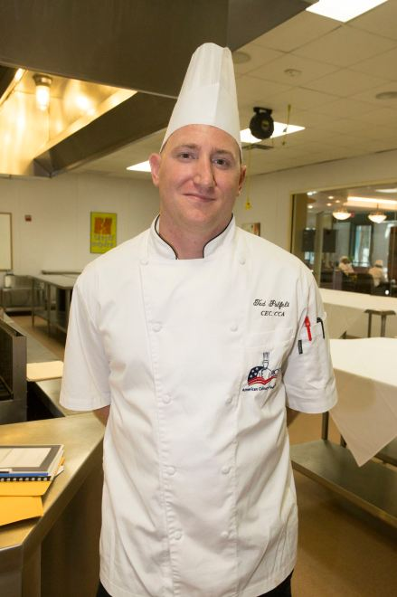 Ted Polfelt, CEC, CCA - ACF Southeast Region Chef of the Year