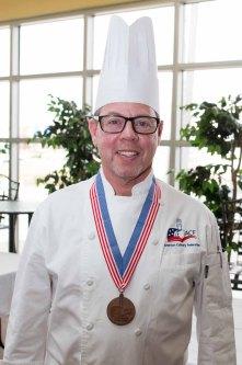 Lenard Rubin, CEC - ACF Western Region Chef of the Year