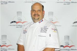 Chef Robert Phillips ACF Backing