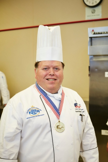 Patrick Mitchell, CEC, AAC - ACF Central Region Chef of the Year