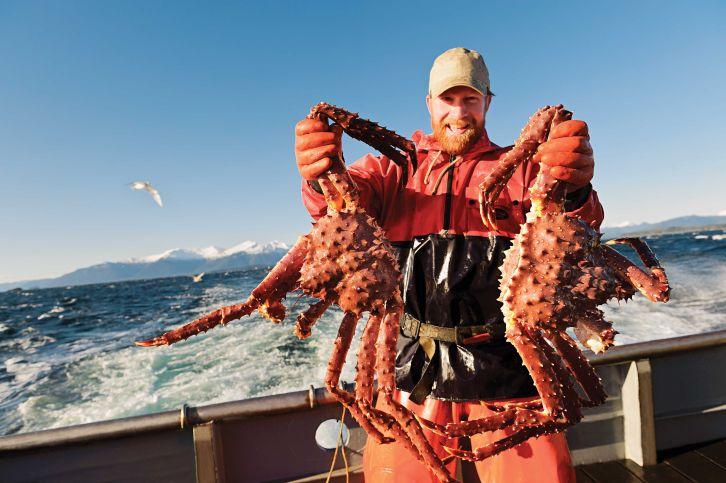100_ Alaska Fishermen Kevin S