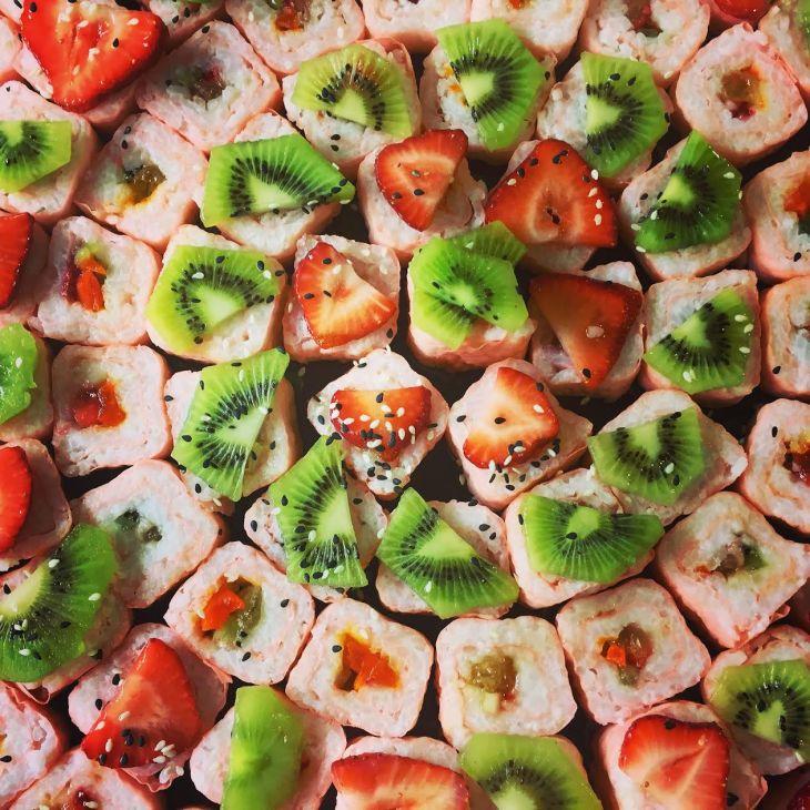 fruit-sushi